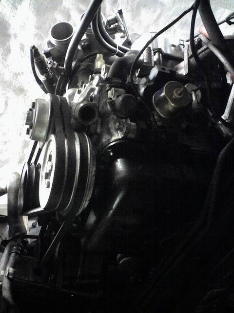 Grey - Sierra med V6:a som suger! SLUTKÖRT FÖR I ÅR! Motor2