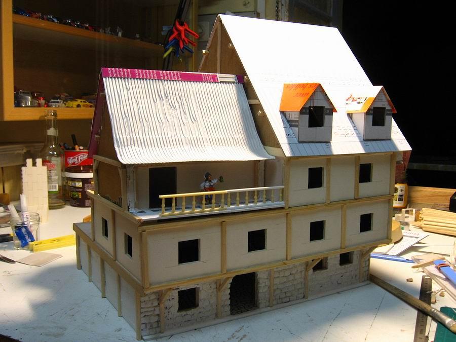 Auberge medievale Auberge-12