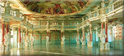Najlepše biblioteke na svetu - Page 3 Bad-Schussenried-bibliothekssaal