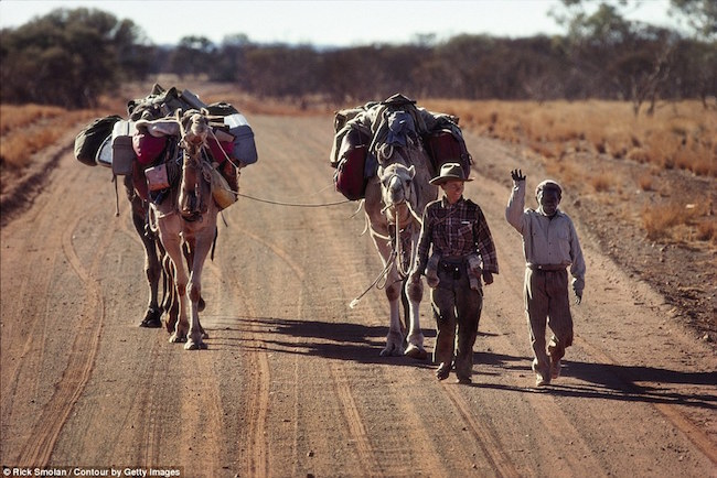 Robyn Davidson's 'TRACKS': An Awesome Adventure Across The Australian Outback … 1408353177426_wps_23_UNSPECIFIED_AUSTRALIA_JAN
