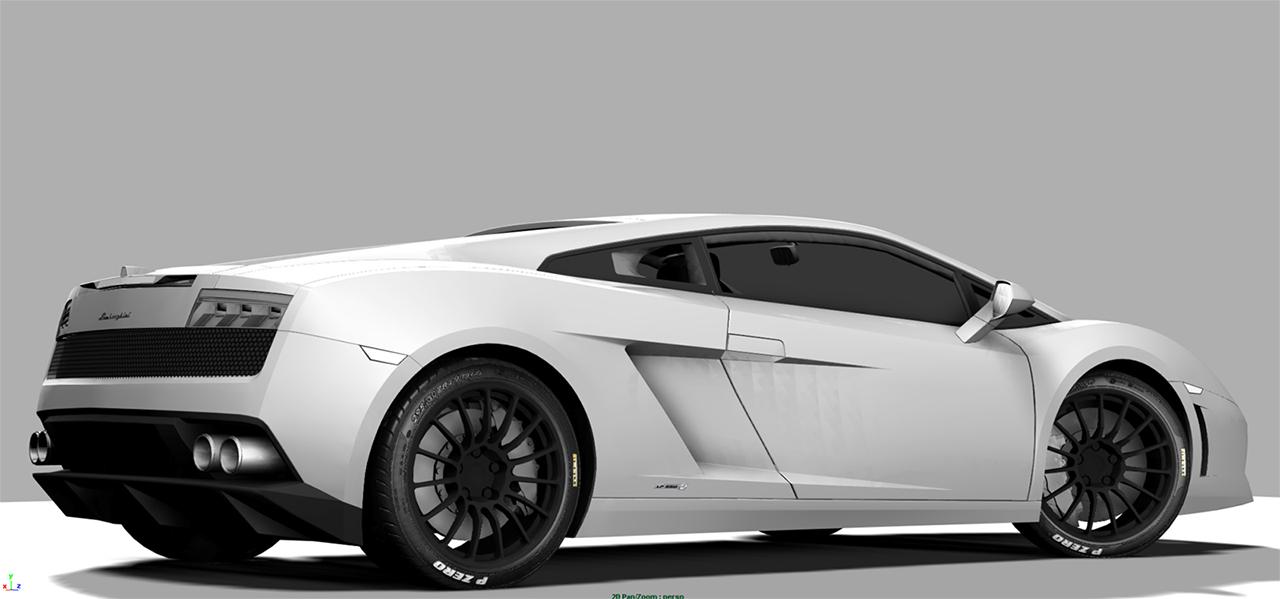 RSR Lamborghini Gallardo Valentino Balboni for AC - Page 2 Firstt10