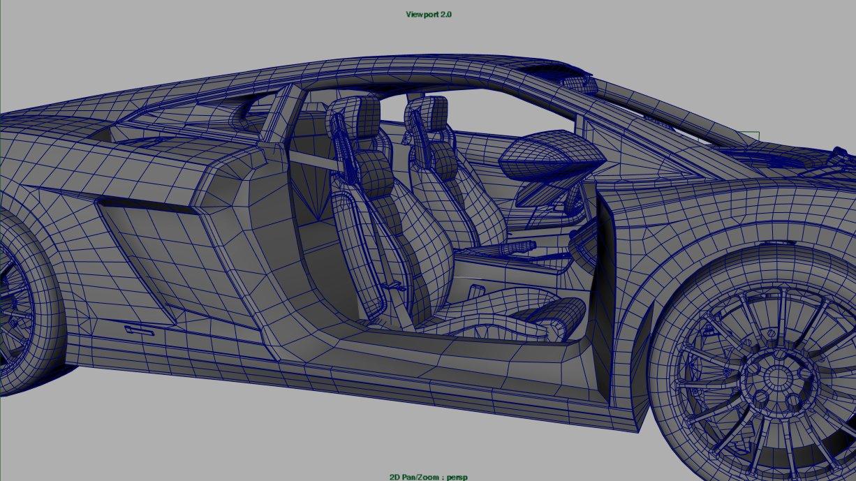 RSR Lamborghini Gallardo Valentino Balboni for AC - Page 2 Interi10