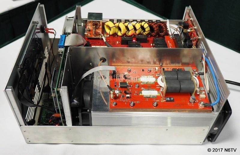 Amplificateur HF à transistors : B26-PA RF2K5 Solid State Amplifier (kit) RF2K5_Solid_State_Amplifier_rf-kit1