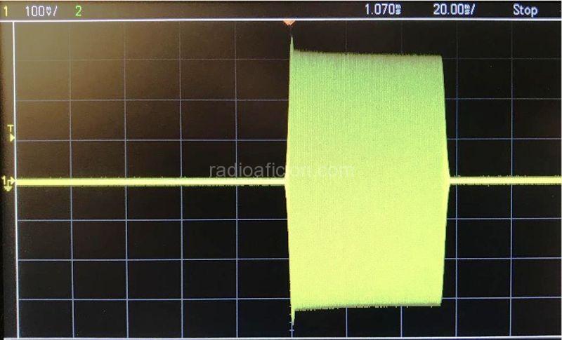 Yaesu FTdx101 : Overshoot de puissance / ALC FTdx101D_Sherwood-Engineering-HF-Test-Results-4