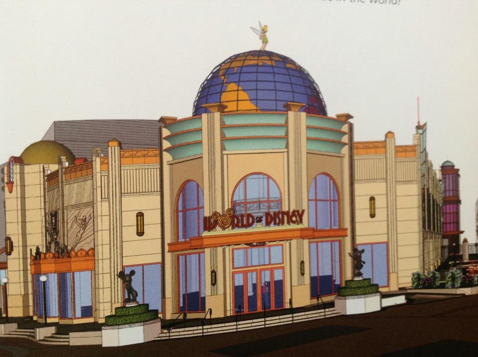 [Disney Village] Boutique World of Disney (12 juillet 2012) - Page 6 560574_10150798601083831_734953830_9658708_245748406_n