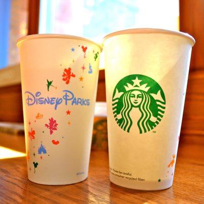 Starbucks Coffee arrive dans tous les parcs Disney américains à partir de juin 2012 541396_242763042509947_1951483533_n