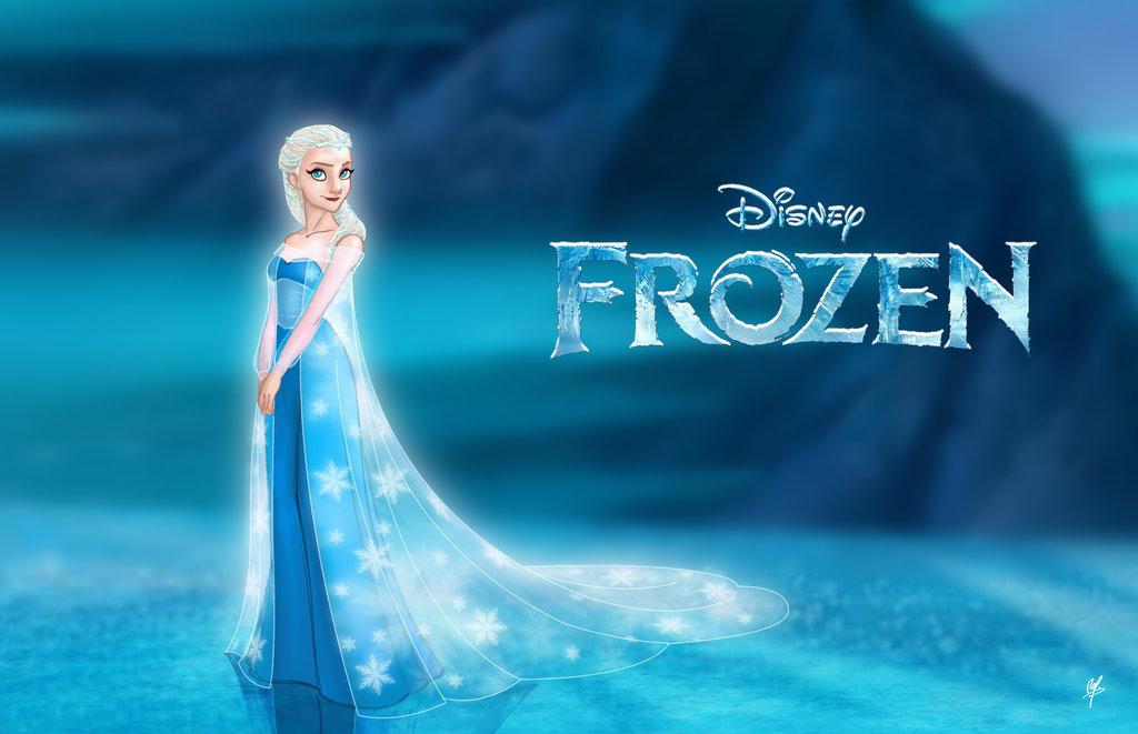 La Reine des neiges ( Frozen - 2013 ) - Page 4 Elsa-The-snow-Queen-Frozen-disney-princess-33433623-1024-661