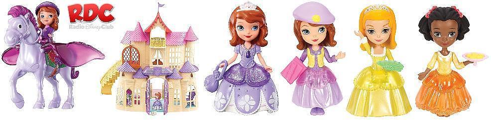 Princesse Sofia - Page 3 Princesse-Sofia-figurines-Mattel