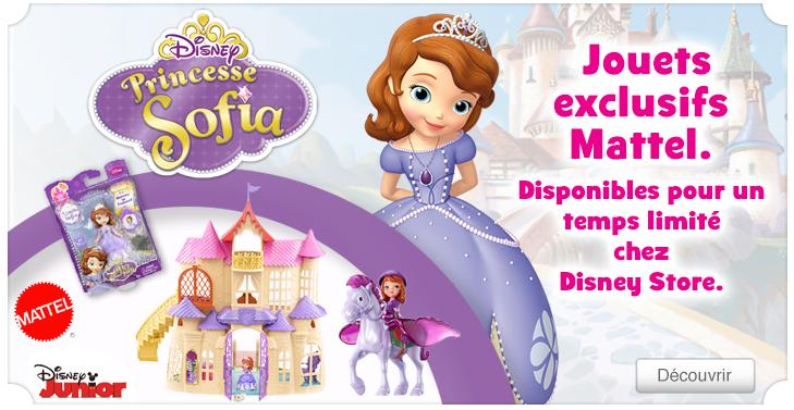 Princesse Sofia - Page 3 Mattel