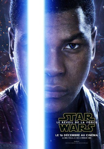 Star Wars : Le Réveil de la Force [Lucasfilm - 2015] - Page 5 Star-Wars-Reveil-Force-Poster-Personnage-Finn-France-336x480