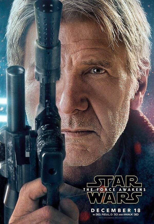 Star Wars : Le Réveil de la Force [Lucasfilm - 2015] - Page 5 Star-Wars-Reveil-Force_Poster-Han-Solo