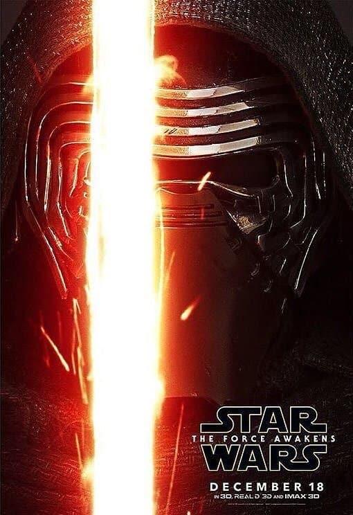 Star Wars : Le Réveil de la Force [Lucasfilm - 2015] - Page 5 Star-Wars-Reveil-Force_Poster-Kylo-Ren