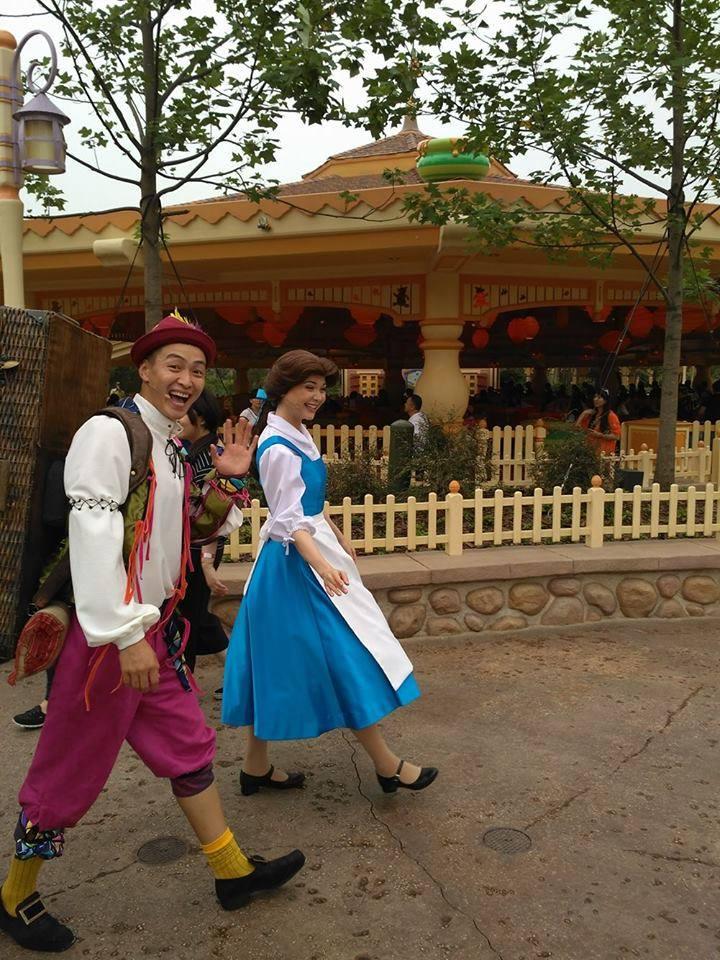 Novità Shanghai Disneyland Resort - apertura 16 giugno 2016 13413674_10154279258879776_7161703030786050300_n