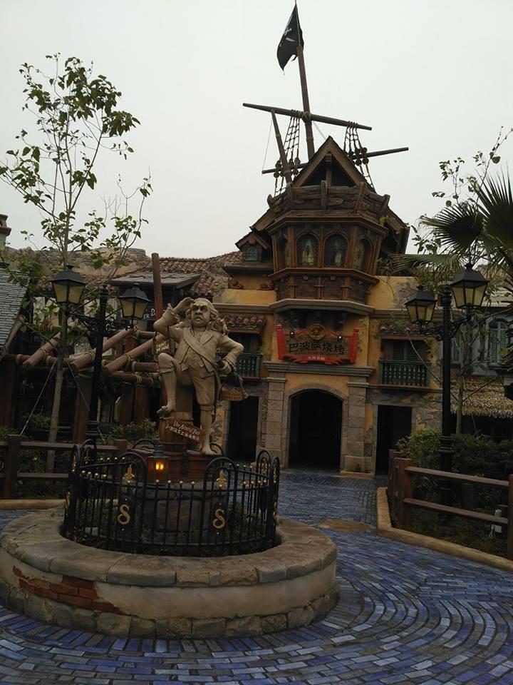 Novità Shanghai Disneyland Resort - apertura 16 giugno 2016 13418679_10154279246419776_6676092616651245427_n