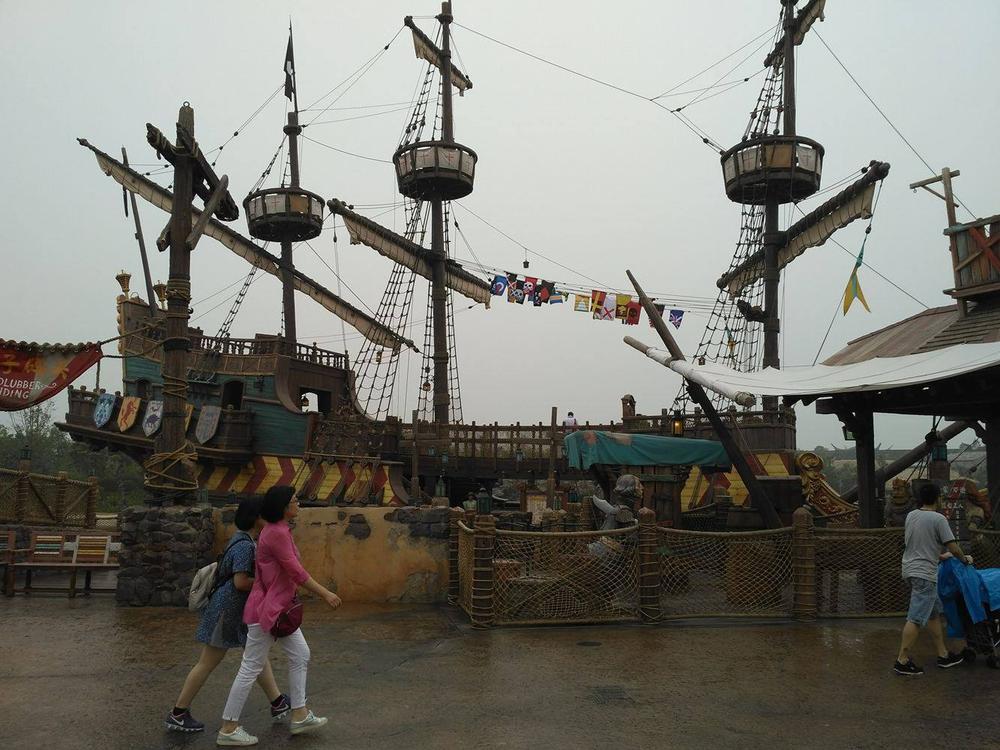 Novità Shanghai Disneyland Resort - apertura 16 giugno 2016 13475157_10154279246404776_2629416874020405412_o