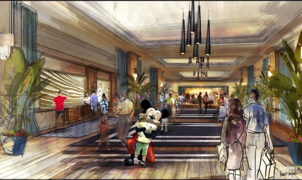 [Disneyland Resort] Nouvel hotel de luxe Disney (ANNULE) Disneyland-Resort-Hotel-Luxe-01-Concept-Art