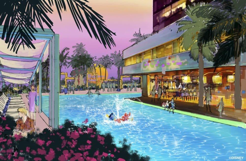 [Disneyland Resort] Nouvel hotel de luxe Disney (ANNULE) Disneyland-Resort-Hotel-Luxe-02-Concept-Art