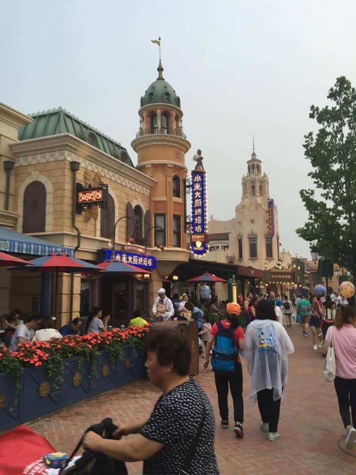 Novità Shanghai Disneyland Resort - apertura 16 giugno 2016 Shanghai-5
