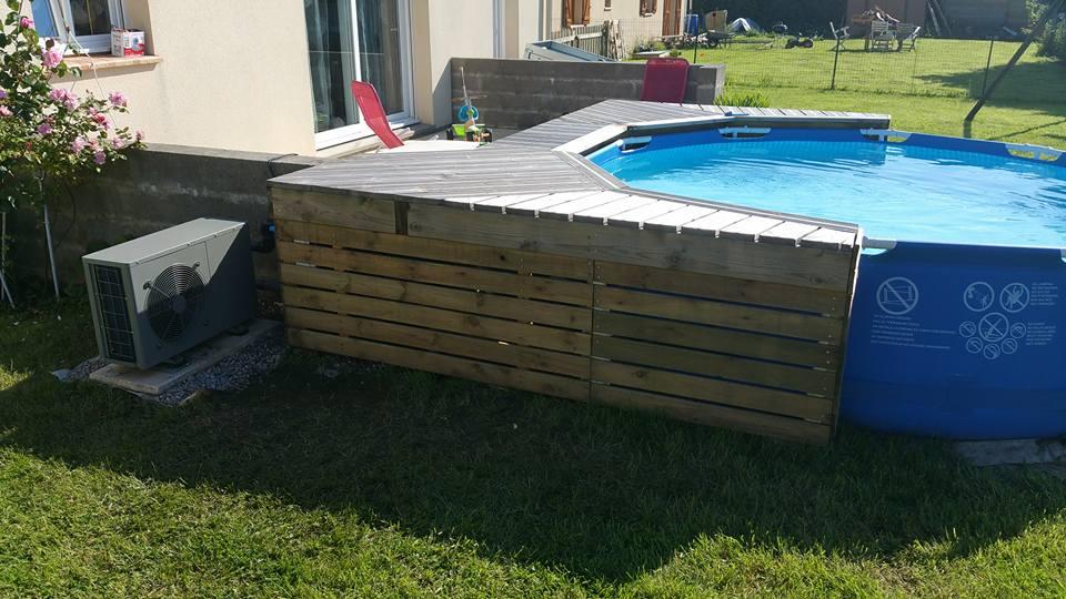 Ma mini piscine avec mini terrasse :)  Pac