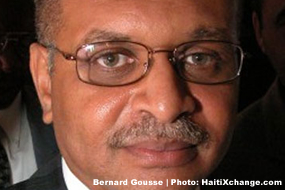 Bernard Gousse accuse le coup et se met en réserve de la République BernardGousse285x190-f5da7