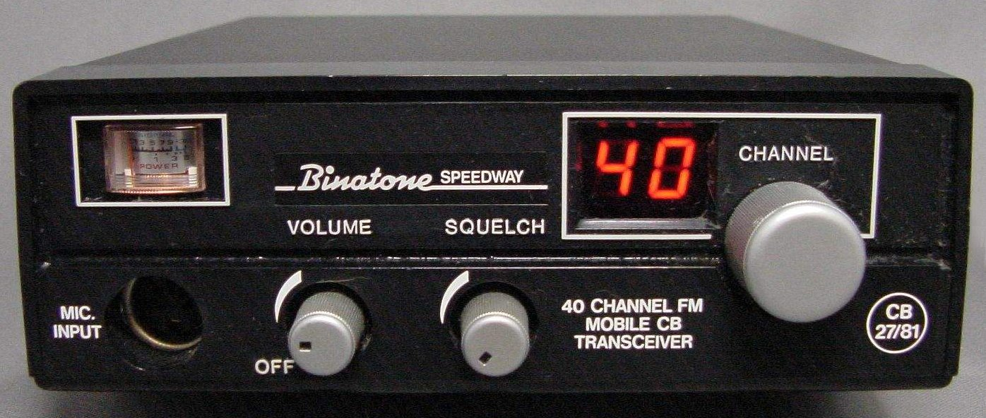 What radio did I own? Binatone_Speedway