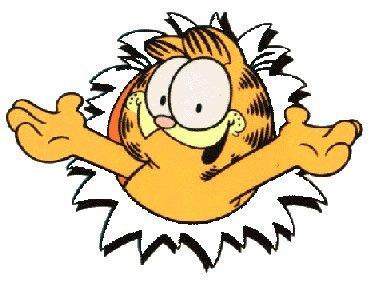 Tintín - Página 3 Garfield