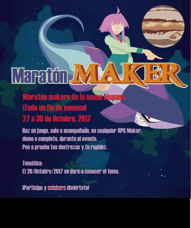 Maratón Maker - del 27 al 30 de Octubre, EH DIGO DEL 27 AL 1 DE NOVIEMBRE MaratonMaker_promo