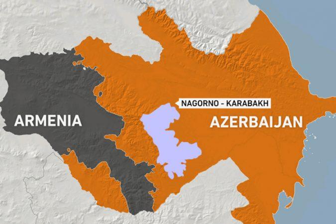 МЕДИТАЦИЯ МИРА В НАГОРНОМ КАРАБАХЕ  WEBMAP_AZERBAIJAN_ARMENIA_NAGORNO-KARABAKH-675x450