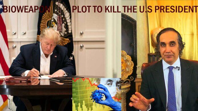 ЗАГОВОР УХАНЬСКОЙ ЛАБОРАТОРИИ БИОЛОГИЧЕСКОГО ОРУЖИЯ КПК С ЦЕЛЬЮ УБИЙСТВА ПРЕЗИДЕНТА США CCP-Bioweapon-Plot-to-Kill-the-U.S-President-pic-696x392