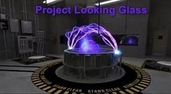 """Проект """"ЗАЗЕРКАЛЬЕ"""". КАК ПЕРЕДАЁТСЯ Q-ИНФОРМАЦИЯ (Project Looking Glass) 1-5"""