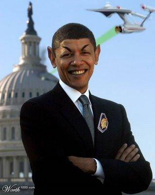 Humour Star Trek en images - Page 2 Spockbama
