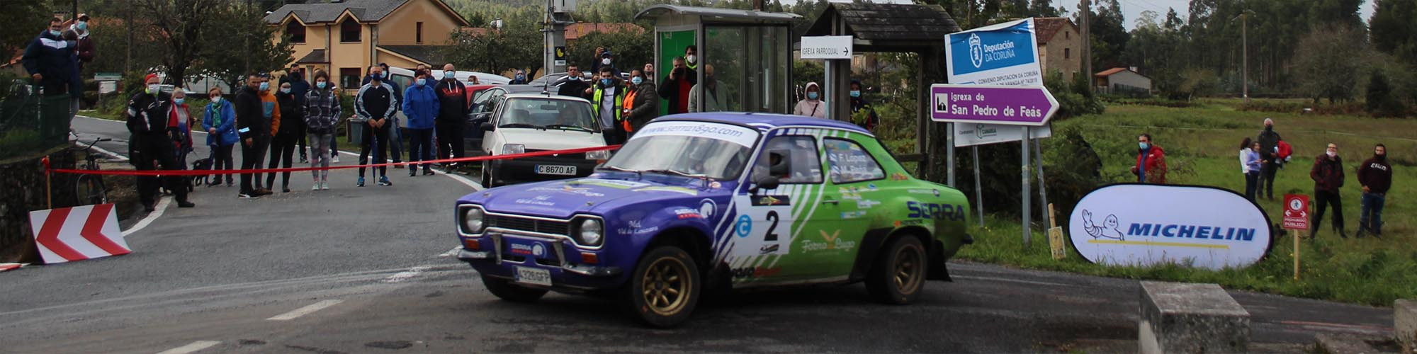 CERVH + TER Historic: Rallye Rias Altas Histórico [2-3 Octubre] 00