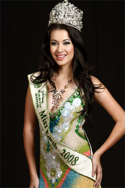 --- The official thread of Karla Paula Henry - Miss Earth 2008 --- - Page 3 1
