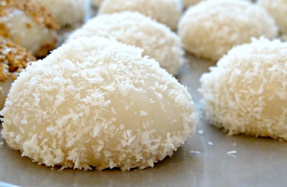 [Cuisine] Dango Perles-coco
