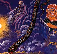 Shamanisme et Aliens Serpent1