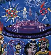 Shamanisme et Aliens V421