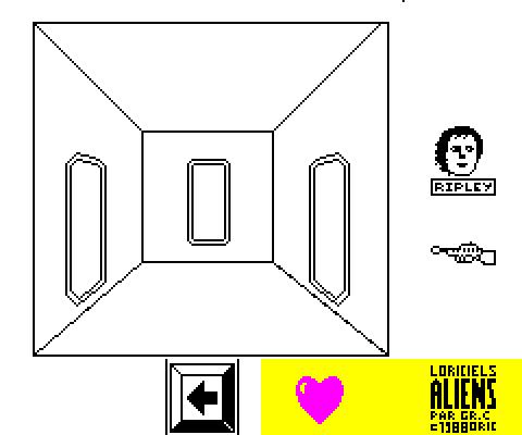 """""""la contrée maléfique"""" - JEU a reprendre :)  Alien"""