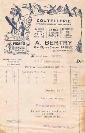 A.T. PARIS & Figaro Facture_le_figaro