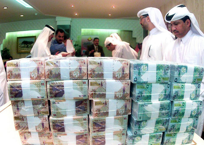 The repercussions of the collapse of oil prices put pressure on Gulf banks 74825_n3