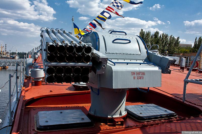 """El Sistema Lanzacohetes Múltiple Autopropulsado BM-21-1 """"Grad"""" del Ejército Bolivariano Olshanskiy-08"""