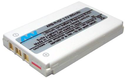 Logitech Harmony 880 Remote Control Battery Arb-r-ig7