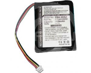 Battery For Tom Tom 1 XL, One XL GPS Replaces F724035958  2f4f11ea2903e763a1cfae73561f89bcimage
