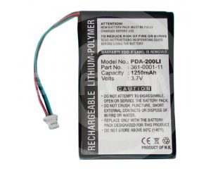 Battery for Garmin Nuvi 200, Nuvi 255T Replaces 010-00621-10  4718b1af18578ad70e28bcbeb8efd73cimage