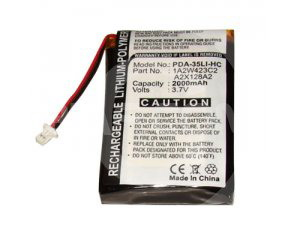 Battery For Garmin iQue 3600 Replaces 1A2W423C2 High Capacity  937a3a8992107f4cd6604c9294b00c6fimage