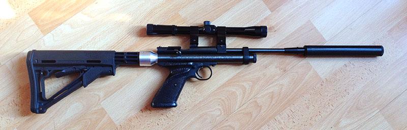 Carabine Crosman 2240 2240a