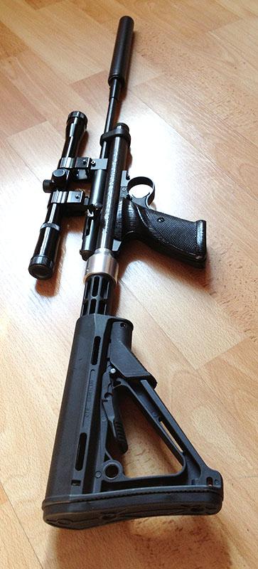 Carabine Crosman 2240 2240b
