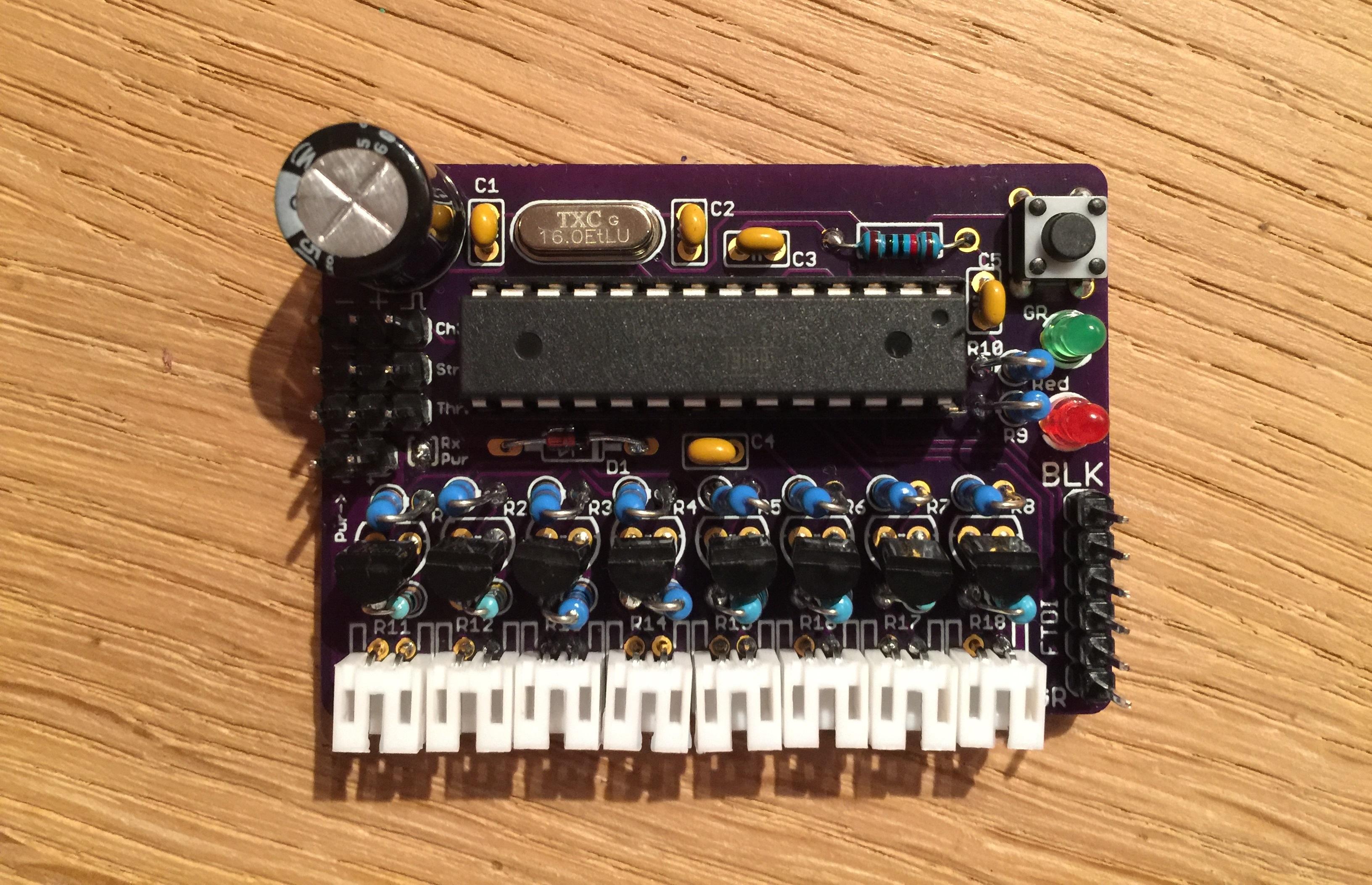 [VENDS] Kit LED RC entièrement configurable Carte_OSL