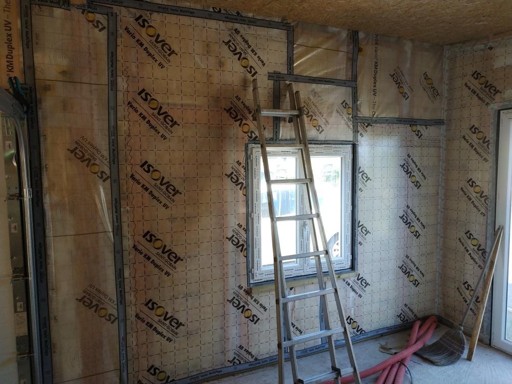 Construction d'un garage double en ossature bois - Page 6 Garage_41