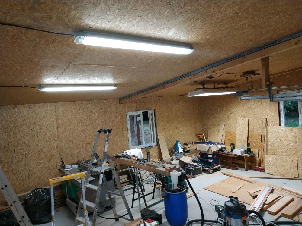 Construction d'un garage double en ossature bois - Page 6 Garage_48