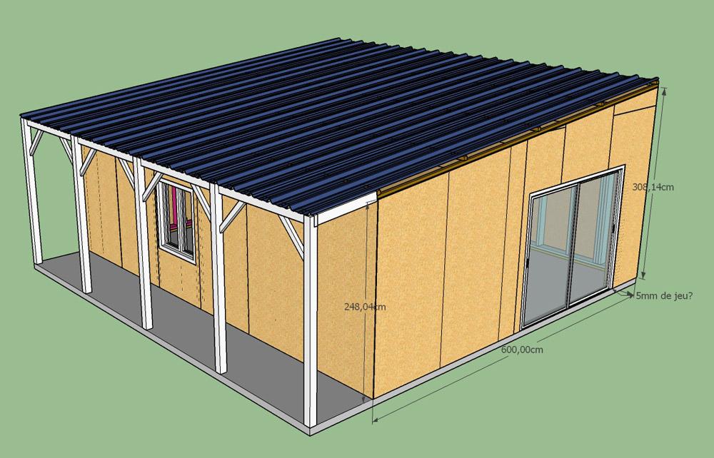 Construction d'un garage double en ossature bois - Page 4 Gv7_11
